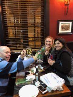 3 people 3 mugs